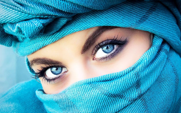 Nepisano pravilo ljudskih pogleda kojeg se dobro držati